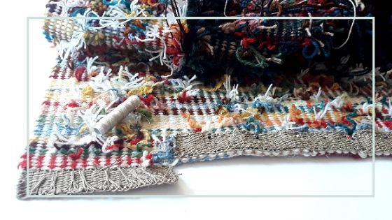 tkactwo, tkanie na ramie, gobelin, tkanina unikatowa