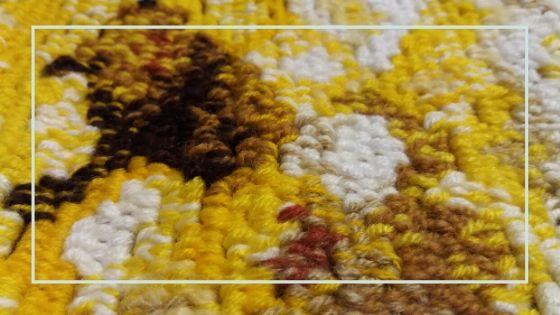 tkanie na ramie, tkactwo, gobelin, tkanina unikatowa
